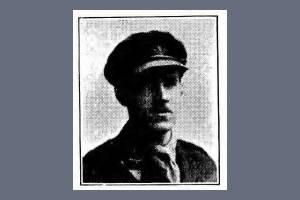 Captain Robert Alister Field