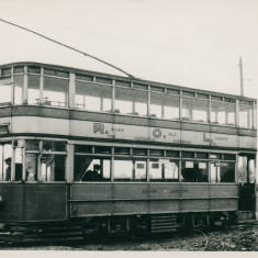 South Shields Corporation Tramways car no. 41
