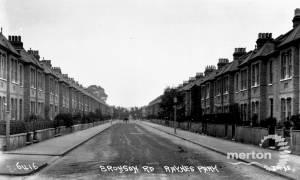 Bronson Road, Raynes Park