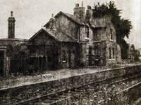 Merton Abbey Railway Station