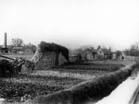 Merton Priory Wall, Phipps Bridge