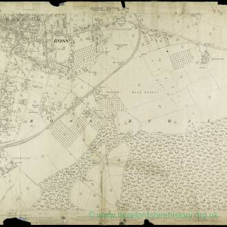 1903/4 Ordnance Survey maps