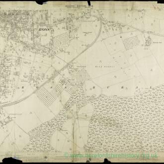 1903/4 Ordnance Survey maps