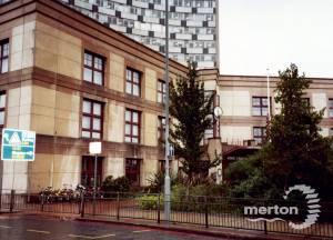 London Road, Morden: Civic Centre