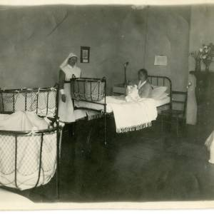 RGE029 - Nurses and mothers with new babies.jpg