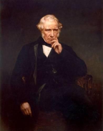 1854-1855: Sir William Fairbairn