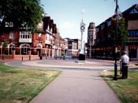 Fair Green, Mitcham: redevelopment