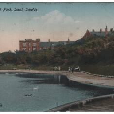 Lake, West Park, South Shields