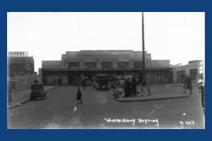 Wimbledon Station, Southern Railway