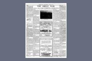 30 OCTOBER 1915