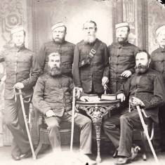 5th Durham Rifle Officers