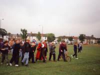 Mitcham Fair: The Mayor's Procession
