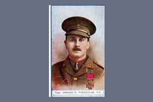 Captain Gerald Robert O'Sullivan - VC