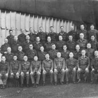 Bootle, Officers of 77th Battalion, Home Guard, 1944