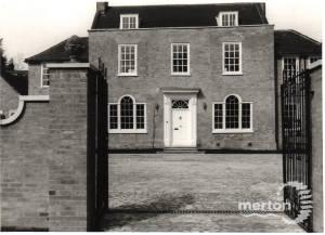 Maidstone Lodge, Epsom