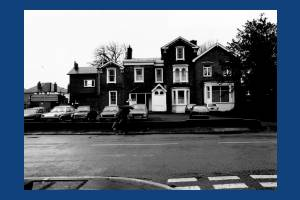 Kingston Road: Blakesley House