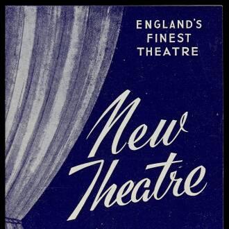 New Theatre, Oxford, June 1964 - P02
