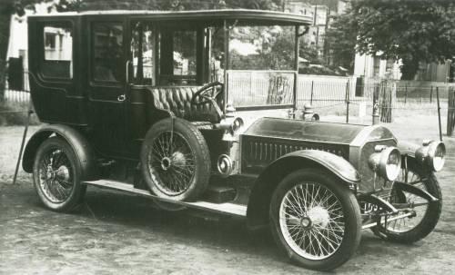 Limousine: Napier