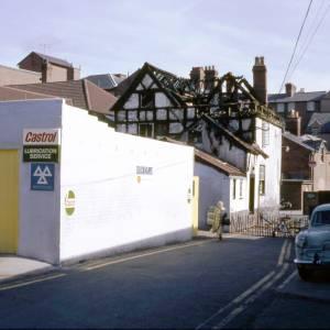 Aubrey Street, Hereford, 1969