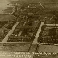 Aerial view of Waterloo