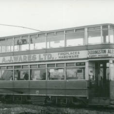 South Shields Corporation Tramways car no. 44