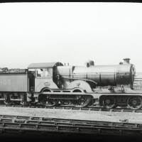 Steam locomotive 1805