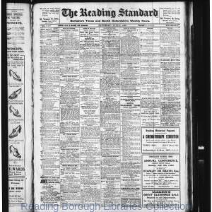 Reading Standard Etc 07-1920