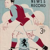 19481009 Aston Villa Away
