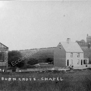 Chapel Road Burncross.