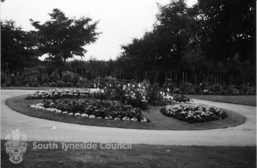 Jervis Park, York Avenue, Jarrow,Tyne and Wear