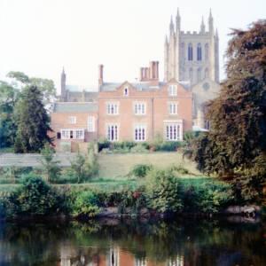 Bishops Palace, Hereford c1990