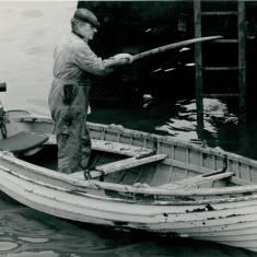 Foyboatman Harry Brown