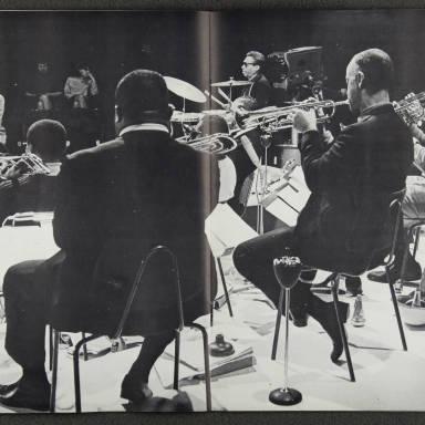 Duke Ellington Orchestra British Tour – February 1967 006