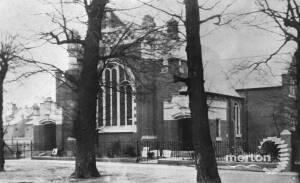 Wesleyan Mission, Mitcham