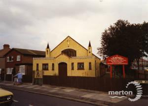St. Michael's R.C.Church, Fern Avenue, Mitcham
