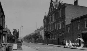 Wimbledon Technical Institute, Gladstone Road