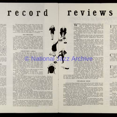 Jazz Illustrated Vol.1 No.5 April 1950 0010