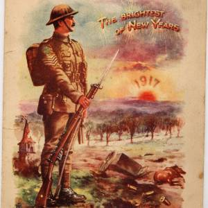 The brightest of New Year's, 1917