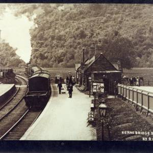 RGE041 - Kerne Bridge Station, near Ross, 1910.jpg