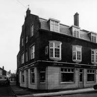 The Jawbone Public House, Bootle, 1987