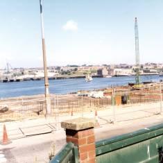 Brigham & Cowan Shipyard area