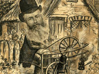 John Brown, Blacksmith,  ironmonger, politician