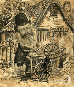 John Brown, Blacksmith,  ironmonger, politician