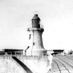 Lighthouse on South Pier