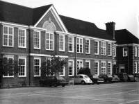 Rowan  Road School, Mitcham