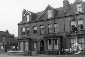 Merton High Street: 76,74,72, Front View