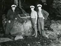 Memorial of John Carter, Vancouver Island 1957