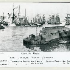 Steam Ferry Landing