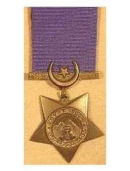 Khedive's Star 1884-86