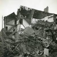 Clifford Street, bomb damage, Blitz